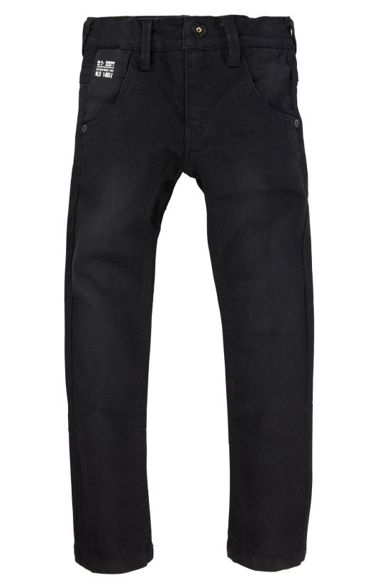 NAME-IT-coole-X-Slim-Jeans-Hose-Rocky-in-schwarz-Gr-92-164-NEU