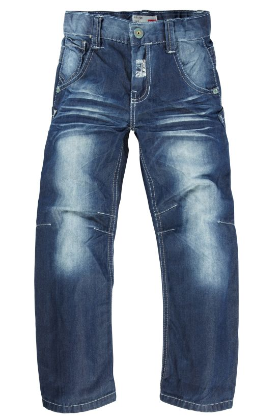 NAME-IT-tolle-Baggy-Denim-Jeans-Hose-Benzema-in-blau-Gr-92-164-NEU