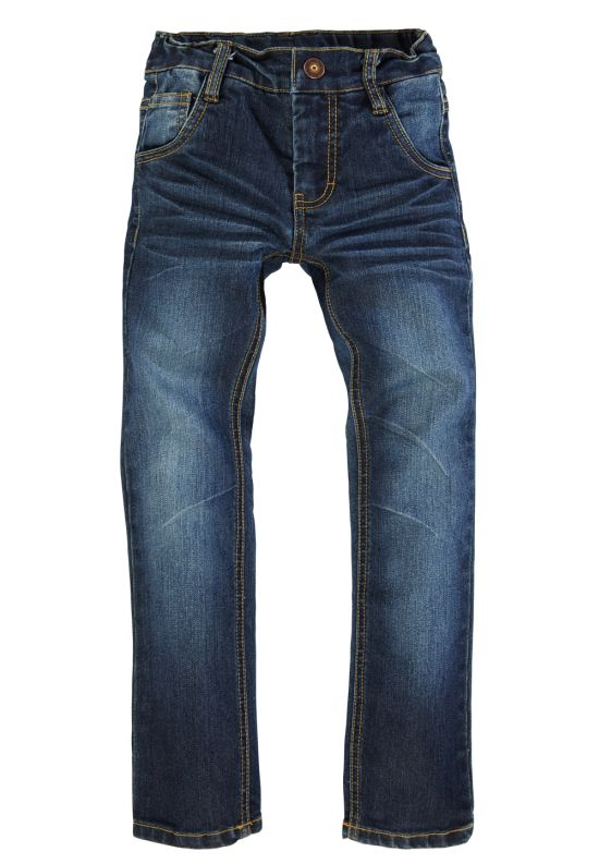 NAME-IT-Slim-Fit-Denim-Jeans-Hose-Leopol-dark-blue-Gr-92-164-NEU