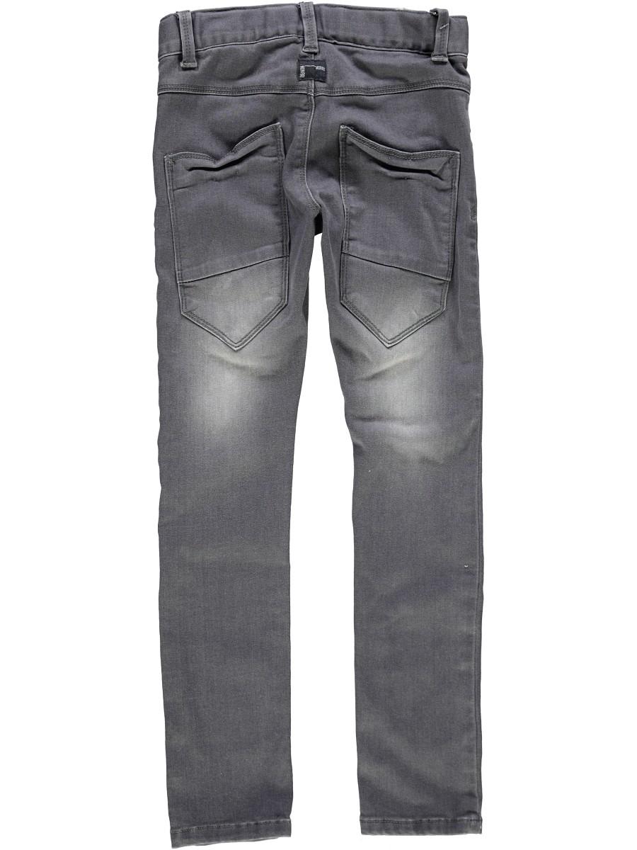 name it enge jungen x slim jeans hose clas grau gr e 92. Black Bedroom Furniture Sets. Home Design Ideas