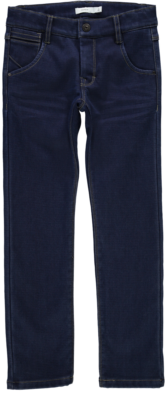 name it jungen regular thermo jeans hose bent gef ttert. Black Bedroom Furniture Sets. Home Design Ideas
